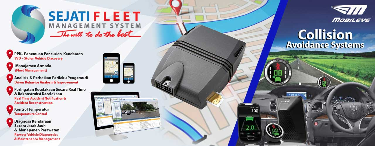 Sejati Fleet Management System